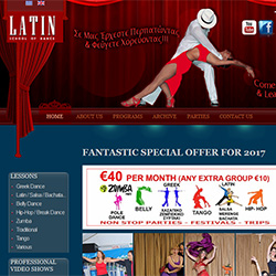 Latin School of Dance