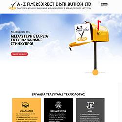 A-Z Flyers Distribution